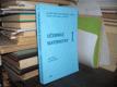 Učebnice matematiky I