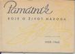 PAMÁTNÍK BOJE O ŽIVOT NÁRODA 1939-1945