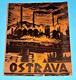 Ostrava - 12 původních linorytů , 1940  (s podpisem autora)