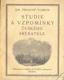 Studie a vzpomínky českého sběratele