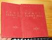 Fanny Hill Memoiry nevěstky- J. Cleland -2 svazky