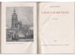 Čtení o staré Praze