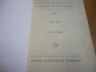 Konfese literáta 1900-1901. 1. a 2. díl