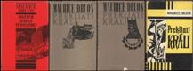 Prekliati králi (komplet v 4 knihách z SPKK)
