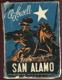 San Alamo (historický román z bojů o Texas)