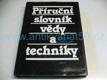 Příruční slovník vědy a techniky