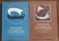 Dějiny zeměpisu I., II.
