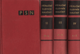 Příruční slovník naučný I. - II. - III. - IV.
