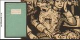 VOLOĎA. 1928.  Vánoční povídka ze Sibiře. Podpis autora.sign.  dřevoryt ANTONÍN MAJER, upravil METHOD KALÁB.