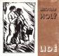 Miloslav Holý - Lidé (Grafika se sociální tematikou z let 1920-1924)