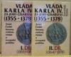 Vláda Karla IV. za jeho císařství (1355-1378) I.-II., Země České koruny, rodová, říšská a evropská politika