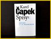 Spisy, Hovory s T.G. Masarykem