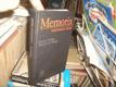 Memorix - vademecum lékaře