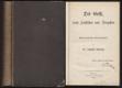 A. Smetana - Der Geist, Sein Entstehen und Vergehen