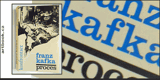 PROCES. 1975. Přeložili Dagmar a Pavel Eisnerovi. Ilustrace JAN KRISTOFORI. Konfrontace /exil/