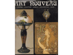 Art Nouveau: Painting, sculpture, jewlery, architecture, glass