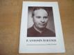 P. Antonín Šuránek. Krátký životopis