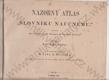 Názorný atlas k Slovníku naučnému