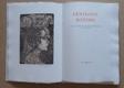 Fénixovo hnízdo, sonety Shakespearových předchůdců a současníků (původní grafiky Hana Čápová)