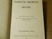 Památce Zborova 1917-1927