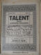 Talent : Sborník praktického lidoznalství (Číslo 5., červen 1912)