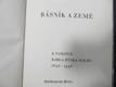 Básník a země : k památce Karla Hynka Máchy : 1836-1936