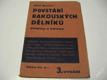 POVSTÁNÍ RAKOUSKÝCH DĚLNÍKŮ PŘÍČINY A ÚČINKY 1934