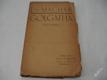 GOLGATHA MACHAR J. S. 1920 NEJLEVNĚJŠÍ POŠTOVNÉ