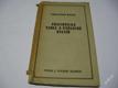 FILOSOFICKÁ VARIA A UMĚLECKÉ ESSAYE BALEJ F. 1923