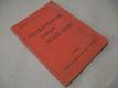 STO KAPITOLEK DĚJIN SVATÉ HORY U PŘÍPRAMI 1947