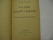DIPLOMAT KOŽELUH A HEREČKA 1931 ROMÁ Z BUKUREŠTI