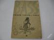 PŘÍBĚH VODNÍKA PABLA BASS EDUARD 1947 VL. RADA