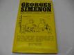 SIMENON G. SEDM KŘÍŽKŮ A JEDEN MINISTRANT 1970