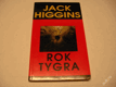 ROK TYGRA 1999 JACK HIGGINS BESTSELLER TIBET