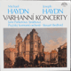 Michael Haydn, Joseph Haydn - Varhanní koncerty