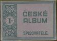 České album I. Spisovatelé