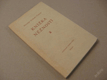 KNÍŽKA NĚŽNOSTÍ Desbordes - Valmore Marceline 1945