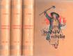 Chodské rebelie I. - III. díl (Chodsko)