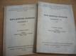 Kurs politické ekonomie. Socialismus I. a II., 2