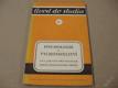 PSYCHOLOGIE A VYCHOVATELSTVÍ co jak číst... 1946