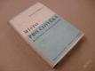 MÍSTO PRO ČLOVĚKA - PERSONALISMUS Mounier E. 1948