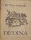 Dědina, 516 fotografií lidových staveb v republice československé.