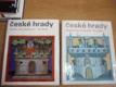 České hrady Díl I. a II., 2 svazky