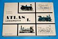 Atlas lokomotiv 1. - Parní trakce