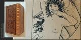 OHLAS PÍSNÍ ČESKÝCH. 1926. Edice Hyperion sv. 28. 2 lepty CYRIL BOUDA. Celokožená vazba.