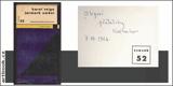 JARMARK UMĚNÍ. 1964. Podpis K. Chvatíka. Otázky a názory. /60/