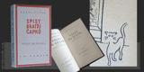 VÝLET DO ŠPANĚL. 1932. OSVĚTLENÝ OBRÁZKY AUTOROVÝMI.  22 celostránkových a množství ilustrací v textu autor.