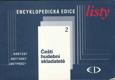 ČEŠTÍ HUDEBNÍ SKLADATELÉ, ENCYKLOPEDICKÁ EDICE LISTY - 2