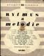 Písničky - Kytarový repertoir č. 16 - Rytmus a melodie
