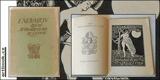 ENDYMION. 1909. 1. vydání, výzdoba JOSEF MAREK. Dekadence.